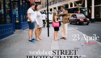 Workshop street photography