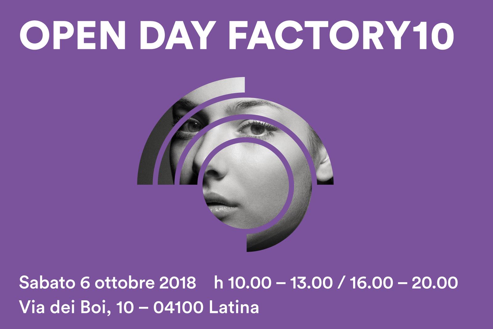 Open Day banner corto