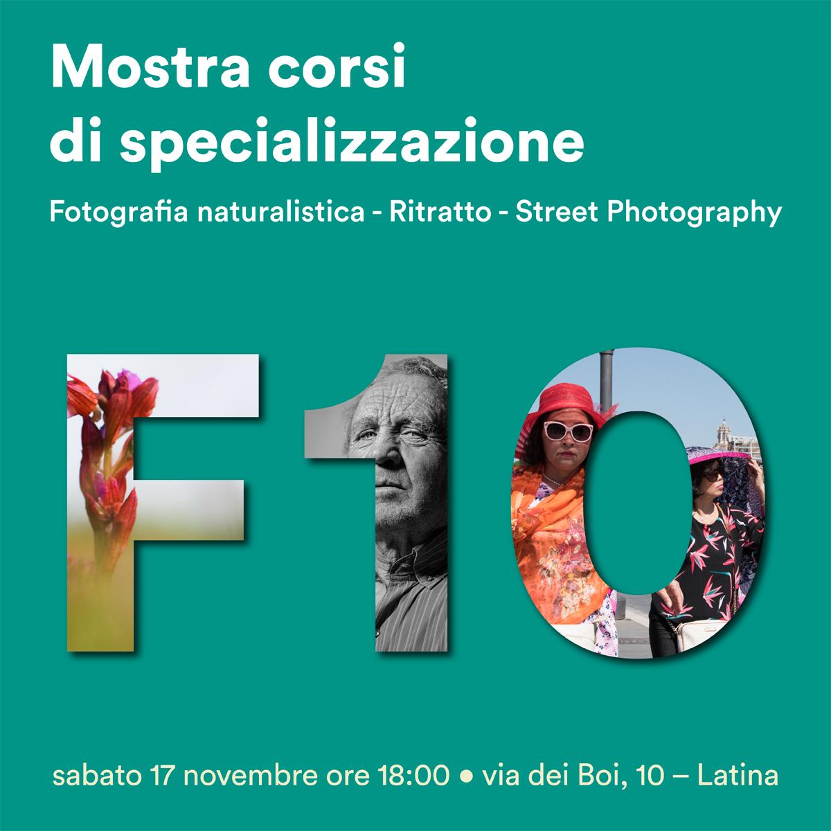 Mostra fotografica corsi di specializzazione