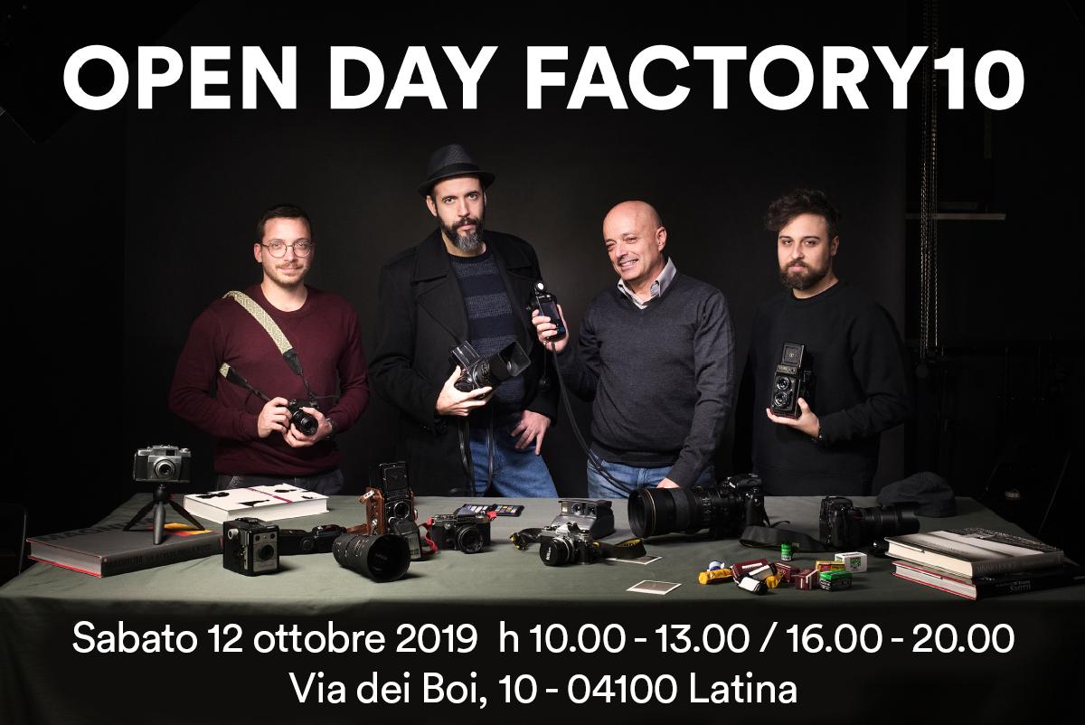Open Day Ottobre 2019 - Banner sito