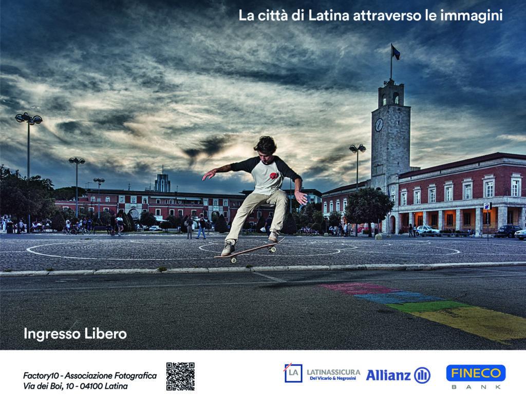 esposizione fotografica città di latina